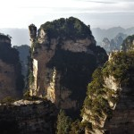 Zhangjiajie National Forest Park China One Step to Heaven
