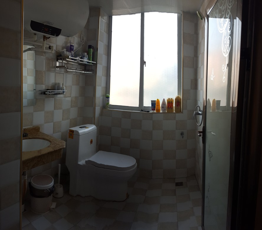 Apartment in China Bathroom