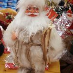 Chinese Santa Christmas Decoration