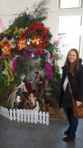 Chinese Christian Church Christmas Decorations Sinan Guizhou
