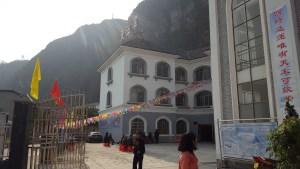 Christian Catholic Church Sinan Guizhou China