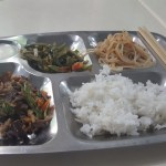 School Canteen Food China