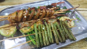 Street Barbecue China