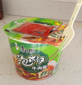 Instant Noodles China