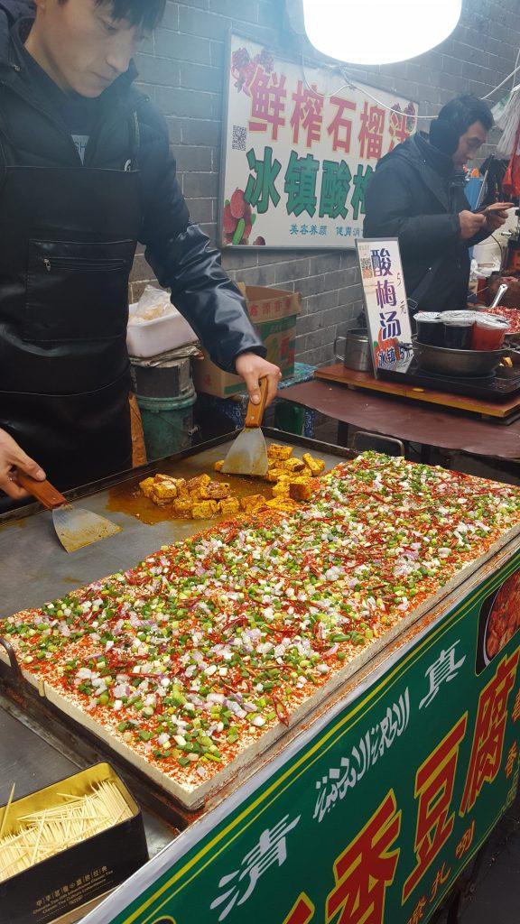 Xian China Muslim Quarter Food Our Quarter Life Adventure