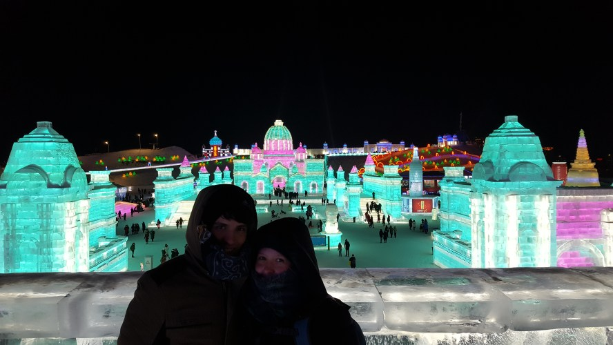 Harbin Ice and Snow World Heilongjiang China Our Quarter Life Adventure