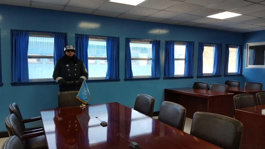 North South Korea Border JSA DMZ Our Quarter Life Adventure
