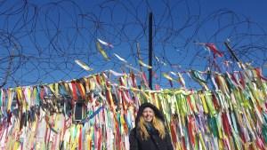 Imjingak Park DMZ Demilitarized Zone JSA South Korea North Korea