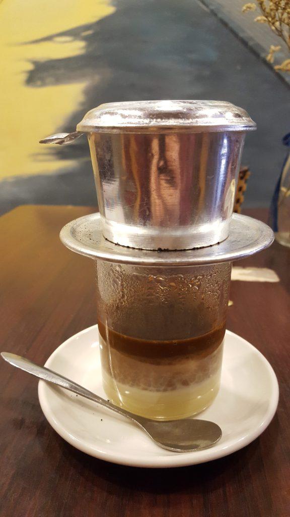Hanoi Vietnam Drip Coffee