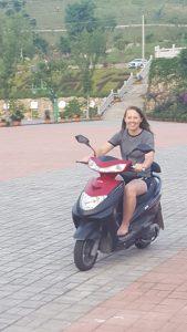 Moped Guizhou China