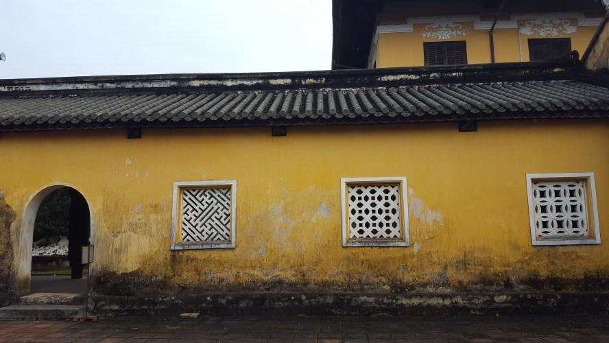 Forbidden Purple City Hue Central Vietnam