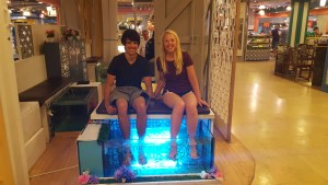 Phuket Thailand Fish Feet Spa Treatment