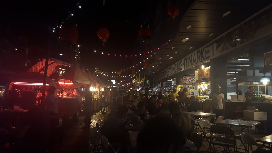 Phuket Thailand Food Beyond Night Market