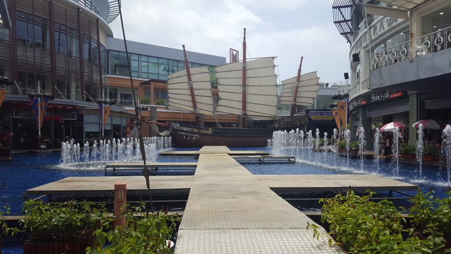 Phuket Thailand Mall