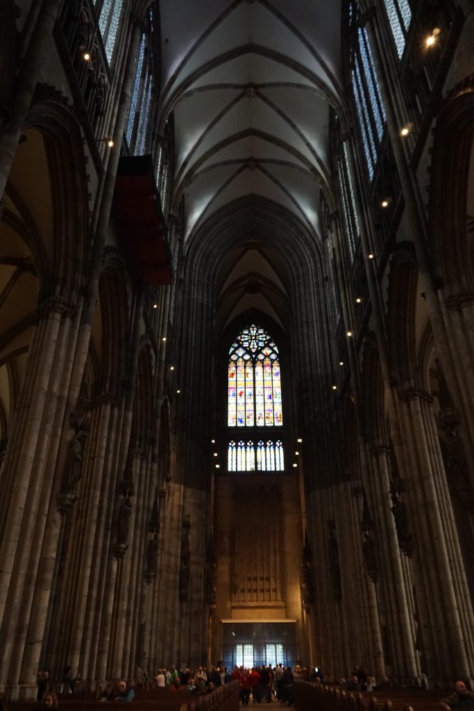 Cologne Cathedral Germany Interior Church Our Quarter Life Adventure Travel Blog