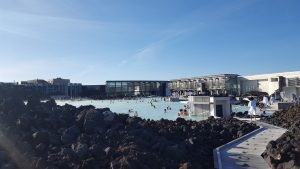 Blue Lagoon Hot Springs Spa Keflavik Reykjavik Iceland Our Quarter Life Adventure Travel Blog