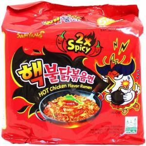 Samyang Nuclear 2X Spicy Chicken Ramen 5