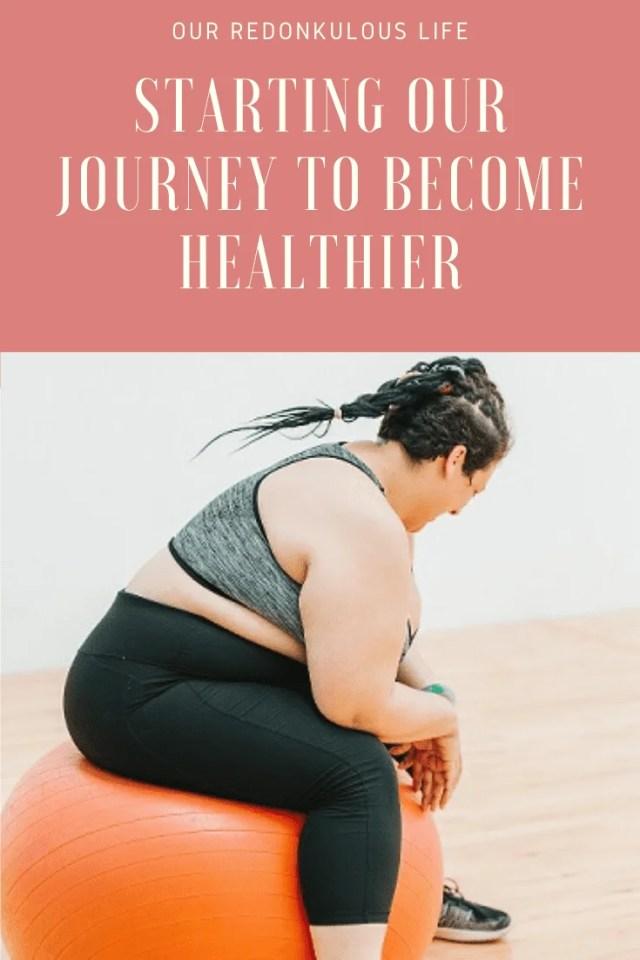 Becoming Healthier