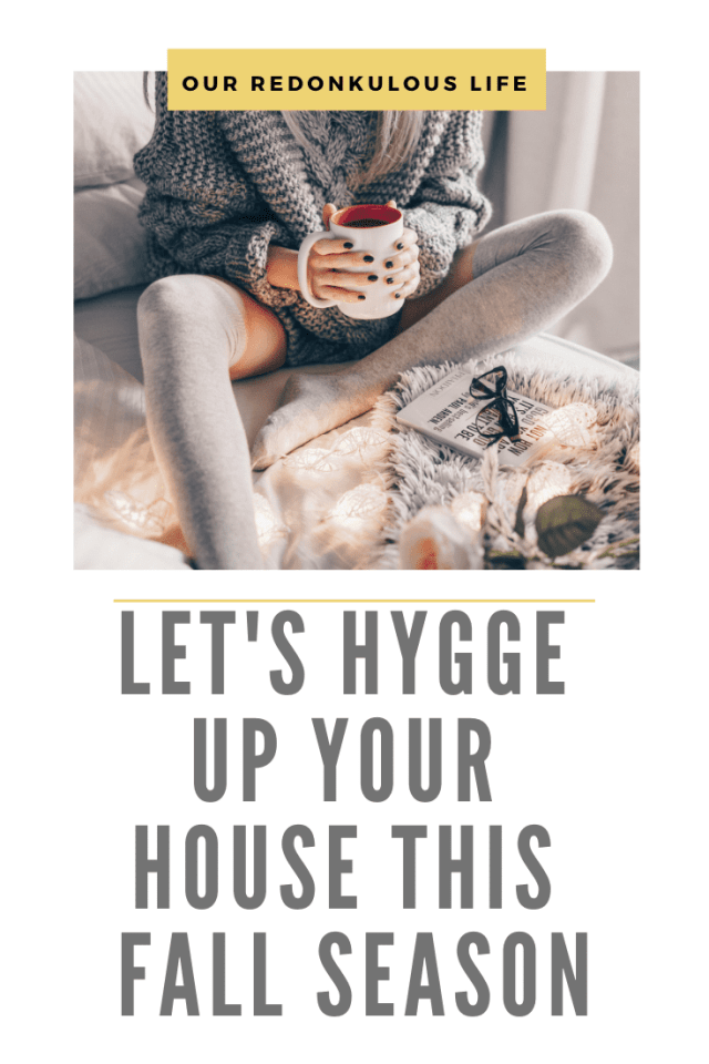 hygge up your house