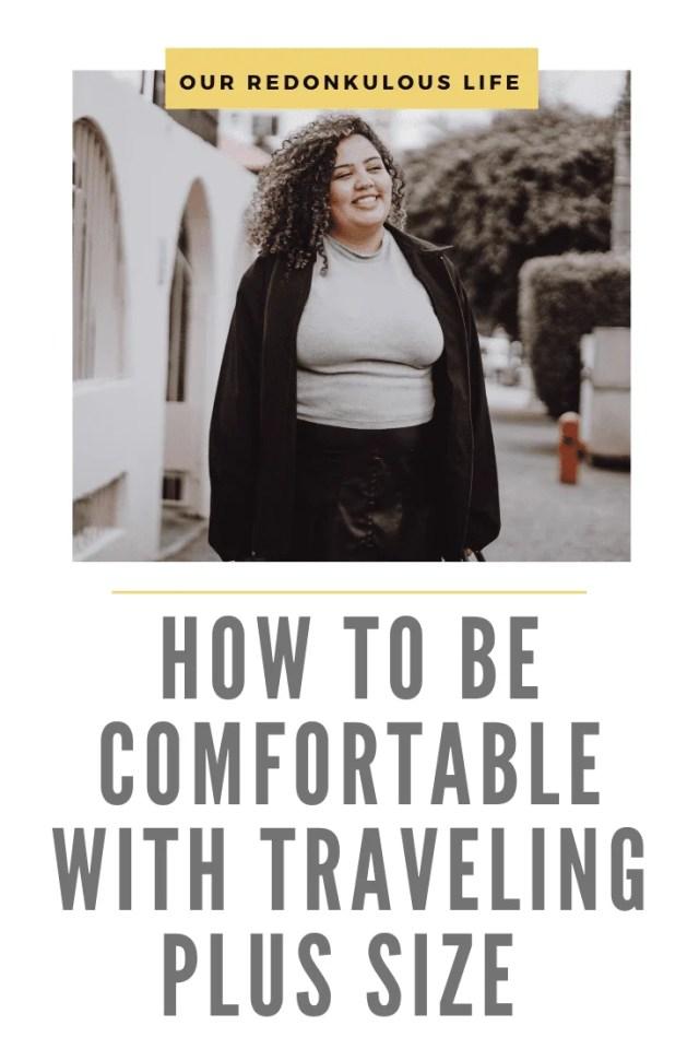 Traveling Plus Size