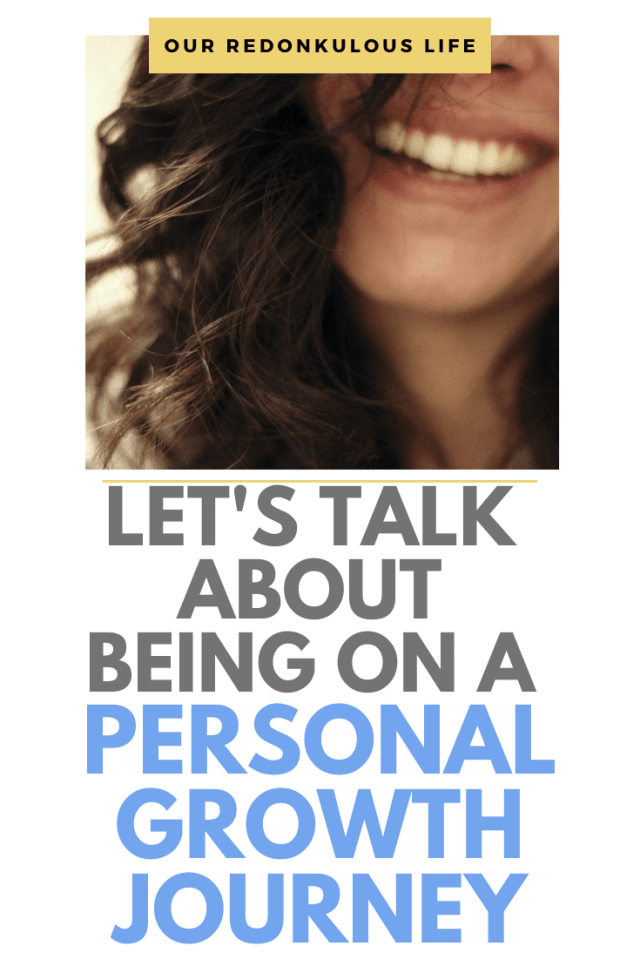 a personal growth journey