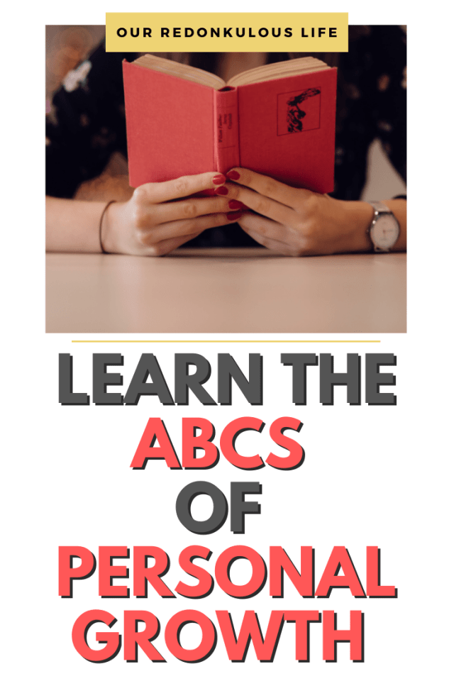 ABCs of personal growth