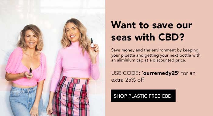 plastic free CBD