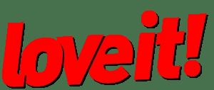 Love it magazine logo