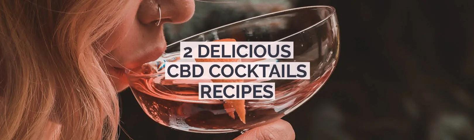 cbd cocktials