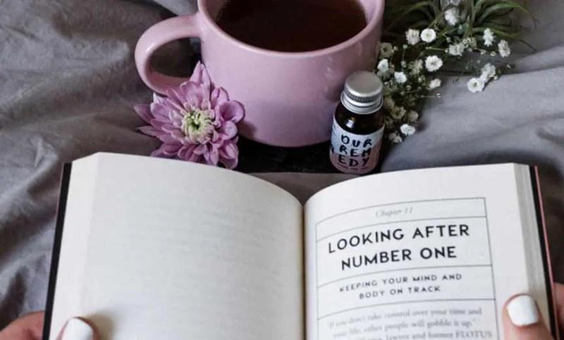 write a diary to help get a good nights sleep