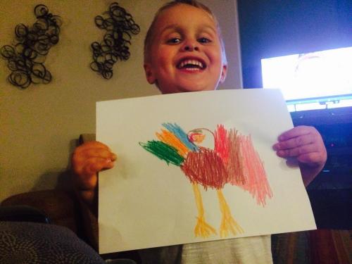 Landon's Turkey