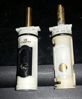 Shower Cartridges