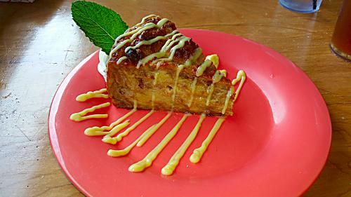 Lulu's Bread Pudding