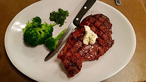 Carthage Longhorn Steak