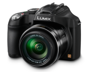 Lumix DMC FZ70 camera