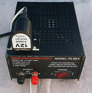 Power Supply Mod