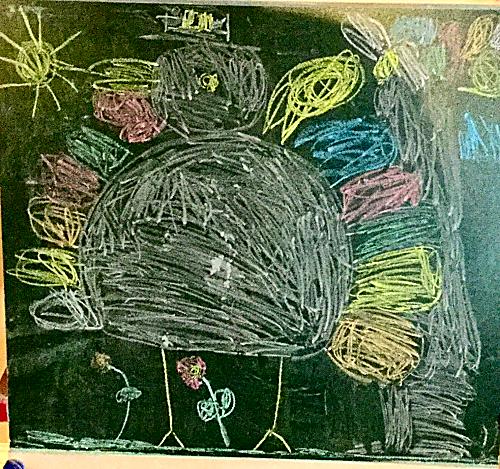 Landon Turkey Art