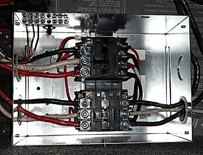 Transfer Switch Install