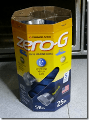 Zero Hose Box