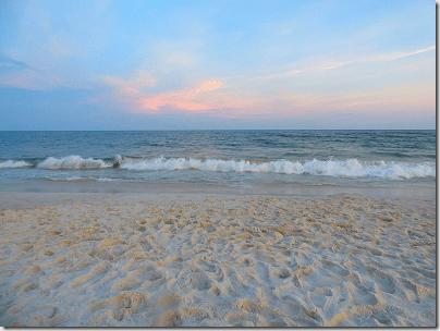 Gulf Shores Beach Sundown 3
