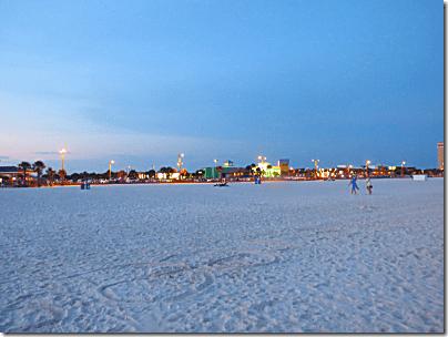 Gulf Shores Beach Sundown 5