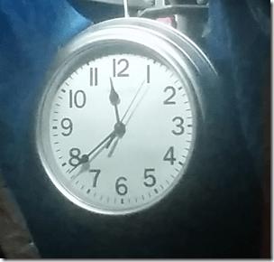 New Clock Light