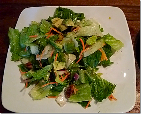 Claim Jumper Salad
