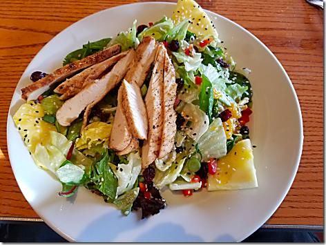 Palmdale Chili's Caribeean Salad