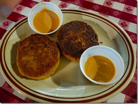 Pont Breaux Crab Cakes