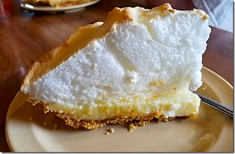 Big Bob Gibson's Lemon Pie