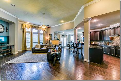 Brandi's Living Room