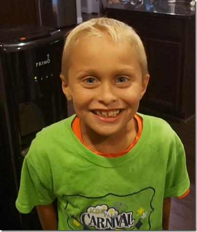 Landon's New Teeth