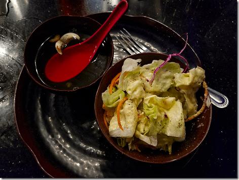 Yen Soup and Salad