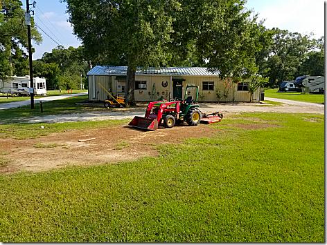 Hillcrest RV Park Site 27